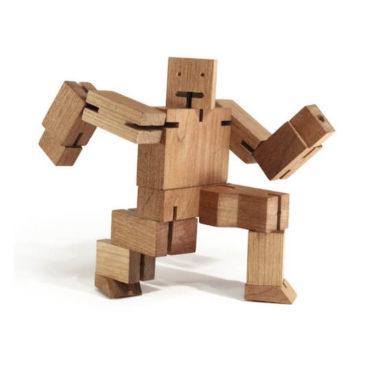 Cubebot juguete puzle robot