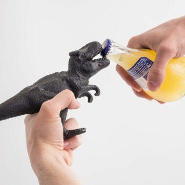 Abrebotellas Original Con Diseño De Dinosaurio
