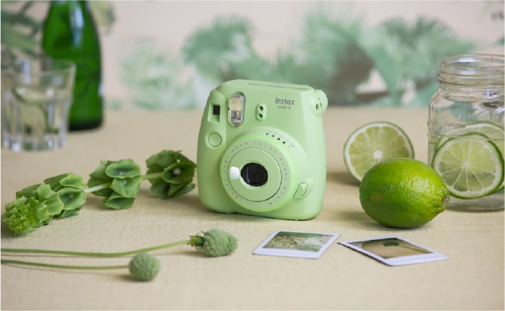 Fujifilm Instamax Mini 9