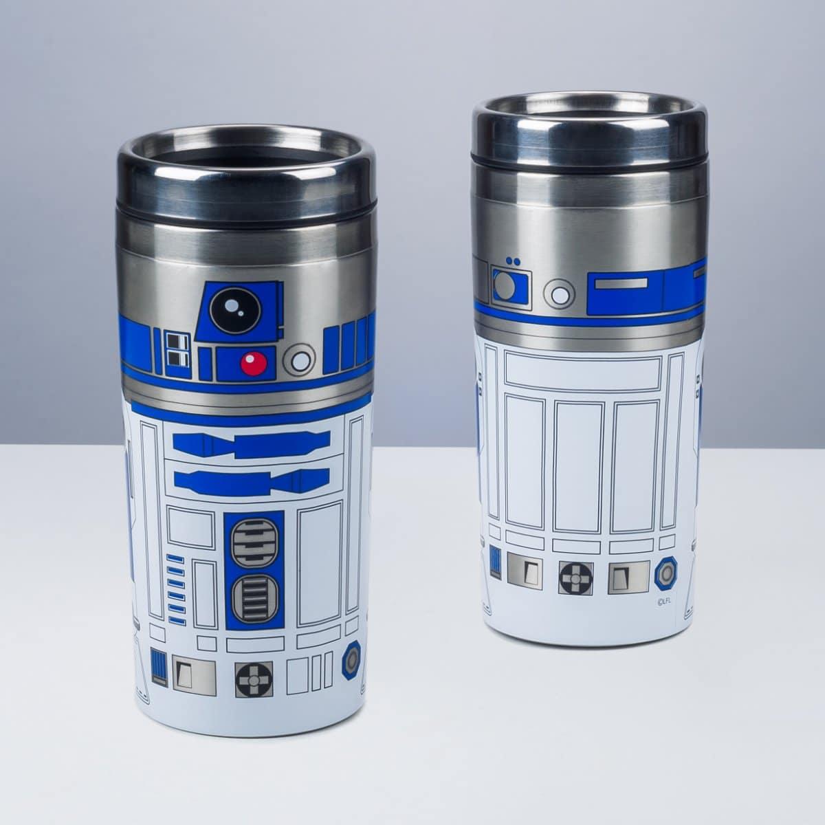Taza De Viaje R2D2 Star Wars