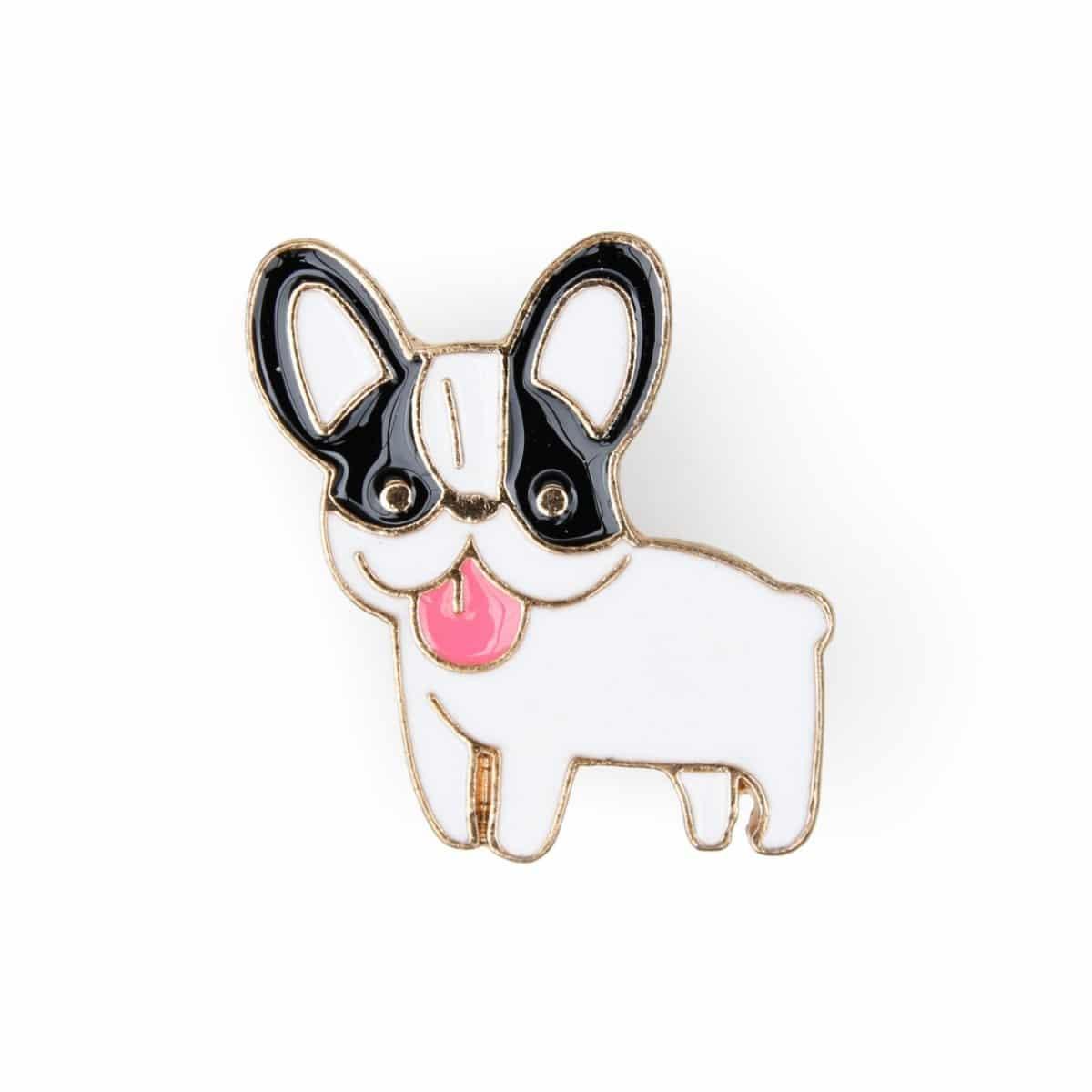 Pin Forma Perro