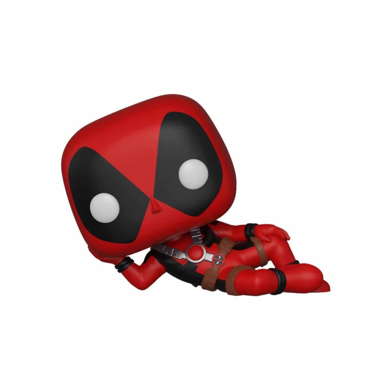 Deadpool Figura De Vinilo