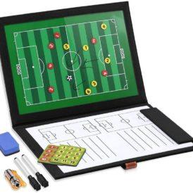 Carpeta Técnica Plegable Para Entrenamiento de Fútbol